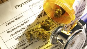 medical+marijuana+stock+capsule+cannabis+prescription+note+bottle+stethoscope